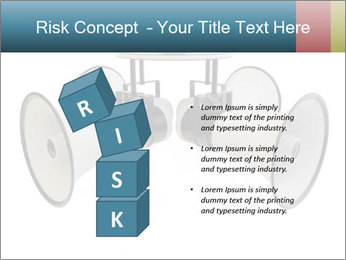 City Megaphone PowerPoint Template - Slide 81