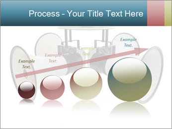 City Megaphone PowerPoint Template - Slide 87