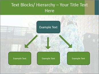 Urban Woman Wearing Dress PowerPoint Template - Slide 69