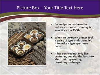 Chocolate Mini Muffins PowerPoint Templates - Slide 13