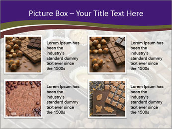 Chocolate Mini Muffins PowerPoint Templates - Slide 14