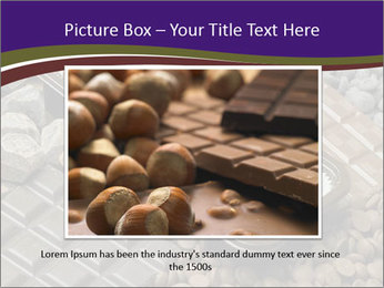 Chocolate Mini Muffins PowerPoint Templates - Slide 15