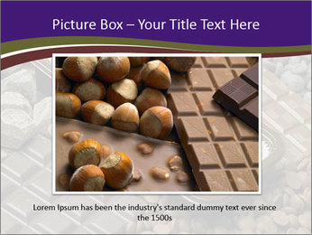 Chocolate Mini Muffins PowerPoint Templates - Slide 16