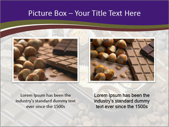 Chocolate Mini Muffins PowerPoint Templates - Slide 18