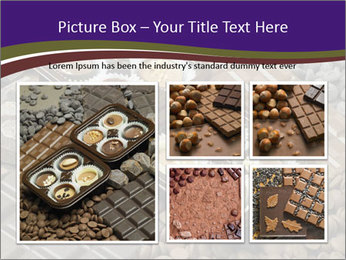 Chocolate Mini Muffins PowerPoint Templates - Slide 19