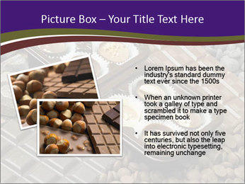 Chocolate Mini Muffins PowerPoint Templates - Slide 20