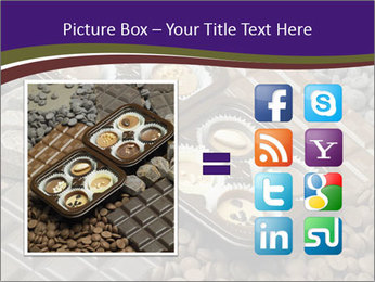 Chocolate Mini Muffins PowerPoint Templates - Slide 21