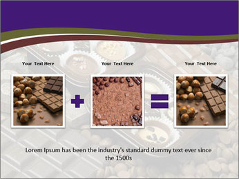 Chocolate Mini Muffins PowerPoint Templates - Slide 22
