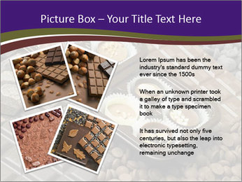 Chocolate Mini Muffins PowerPoint Templates - Slide 23