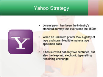 Young Workman PowerPoint Templates - Slide 11