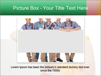 Young Workman PowerPoint Templates - Slide 16