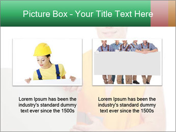 Young Workman PowerPoint Templates - Slide 18