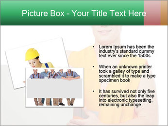 Young Workman PowerPoint Templates - Slide 20