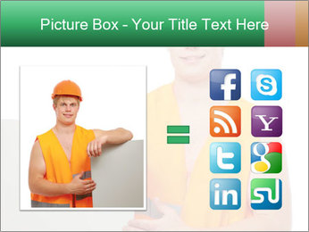 Young Workman PowerPoint Templates - Slide 21