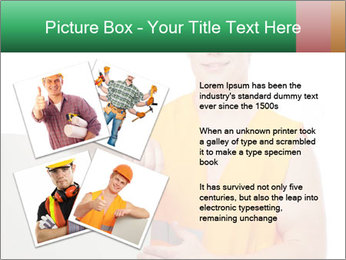 Young Workman PowerPoint Templates - Slide 23