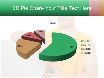 Young Workman PowerPoint Templates - Slide 35