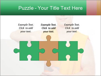 Young Workman PowerPoint Templates - Slide 42