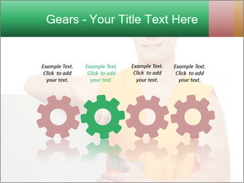 Young Workman PowerPoint Templates - Slide 48