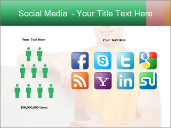 Young Workman PowerPoint Templates - Slide 5