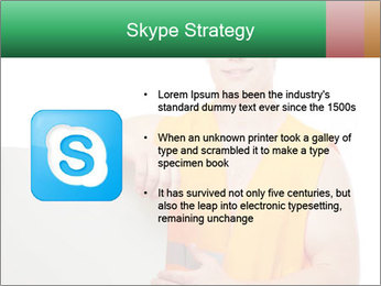 Young Workman PowerPoint Templates - Slide 8
