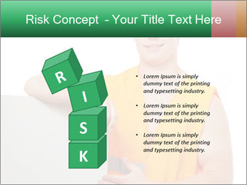 Young Workman PowerPoint Templates - Slide 81