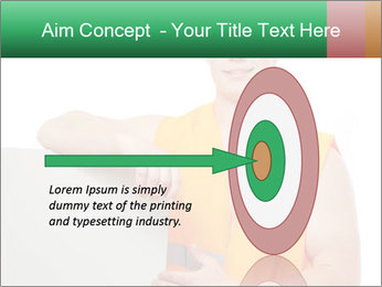 Young Workman PowerPoint Templates - Slide 83
