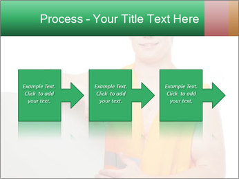 Young Workman PowerPoint Templates - Slide 88