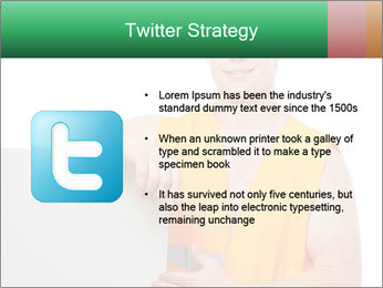 Young Workman PowerPoint Templates - Slide 9