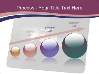 Tabley with Handshake Image PowerPoint Templates - Slide 87