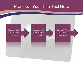 Tabley with Handshake Image PowerPoint Templates - Slide 88