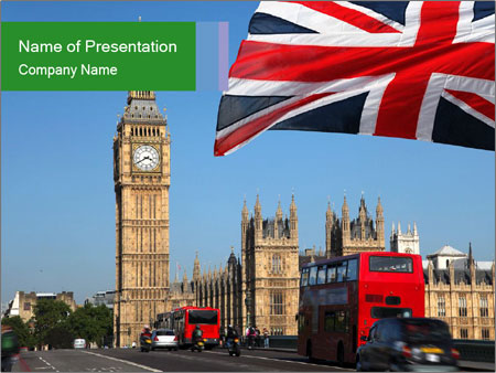 Big ben and uk flag powerpoint template backgrounds google slides big ben and uk flag powerpoint template toneelgroepblik Image collections
