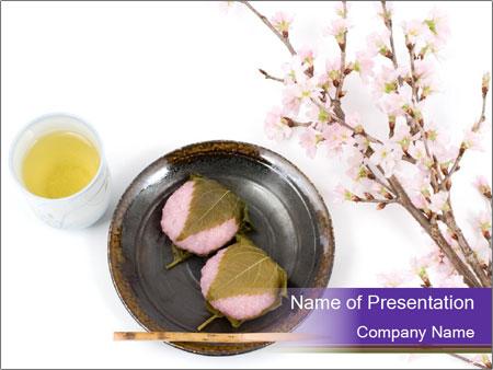Japanese dessert powerpoint template backgrounds google slides japanese dessert powerpoint template toneelgroepblik Images
