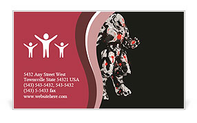 0000064491 Business Card Template