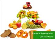 My Food Pyramid PowerPoint Templates