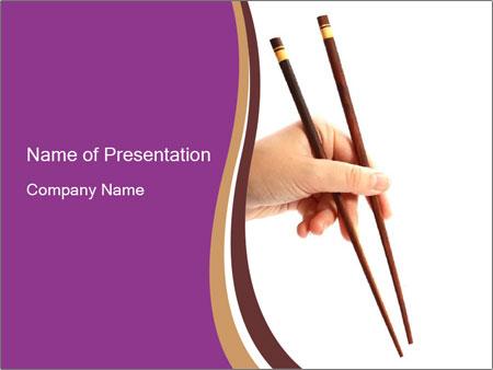 Oriental Wooden Sticks Powerpoint Template Backgrounds Google