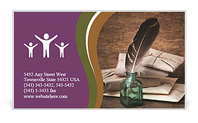 0000064941 Business Card Template