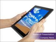 Digital E-Book Шаблоны презентаций PowerPoint