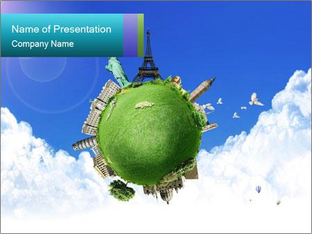 interesting sights sjablonen powerpoint presentatie