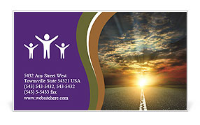 0000066127 Business Card Template