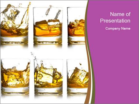 Scottish whisky on rocks powerpoint template backgrounds id scottish whisky on rocks powerpoint templates toneelgroepblik Choice Image