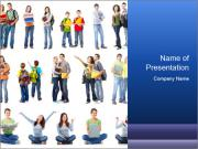 Youth powerpoint template smiletemplates active youth powerpoint templates toneelgroepblik Images