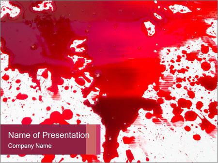 murder cse powerpoint template & backgrounds id 0000067510, Modern powerpoint