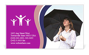 0000067555 Business Card Template