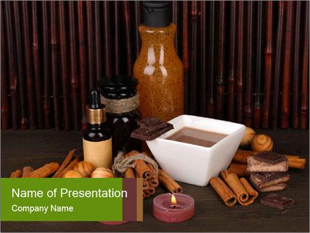 Oriental Cosmetics Powerpoint Template Backgrounds Google Slides