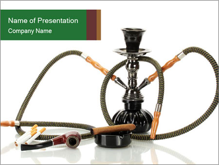 arabian shisha powerpoint template amp backgrounds id