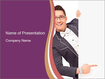 Ads Manager PowerPoint Template
