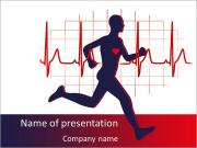 Cardio Training PowerPoint-Vorlagen