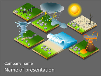 Cataclysm PowerPoint Template