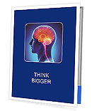 Human Brain Structure Presentation Folder