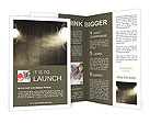 Projector Light Brochure Templates
